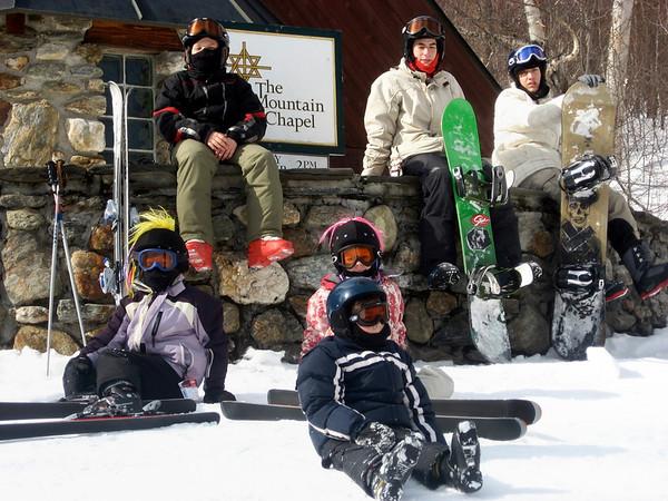 Stow & Jay Peak VT - Ski 2008