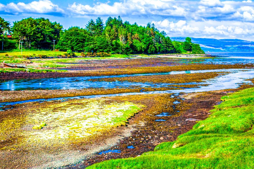 苏格兰美景,美丽国土
