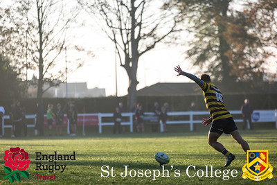 Match 26 - Eltham College v St Peter's, York