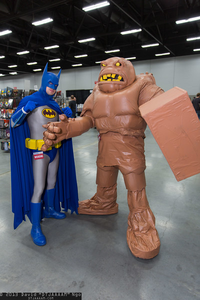 Edmonton Expo 2013 - Saturday