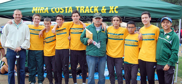 2011 Mira Costa Cross Country (Photos by Jeff Tong et al)