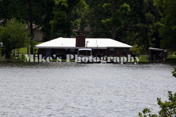 Flooding Pine Bluff, Arkansas May 27, 2019