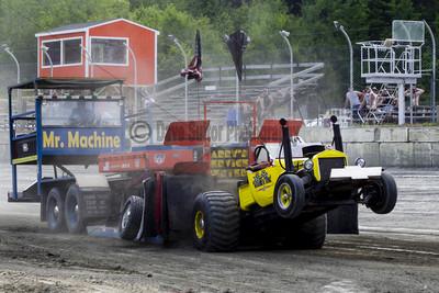 Truck Pull #1  -  30 May 2015 - Legion Speedway