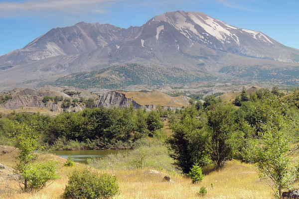 Mount St Helens National Monument