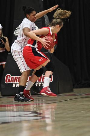 Womens Basketball VS Radford