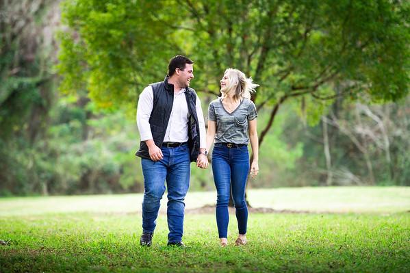Brooks & Summer Engagement