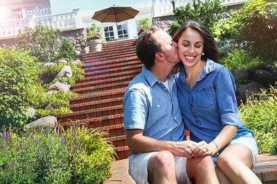 Logan & Rebecca : Proposal