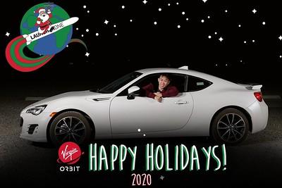 Virgin Orbit Holiday Mojave