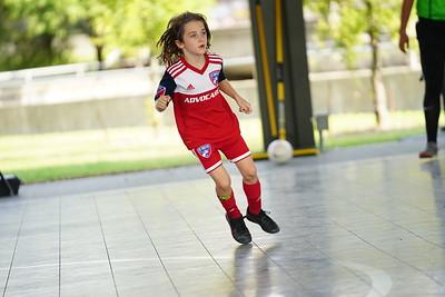 FC Dallas - October 3, 2020 Futsal