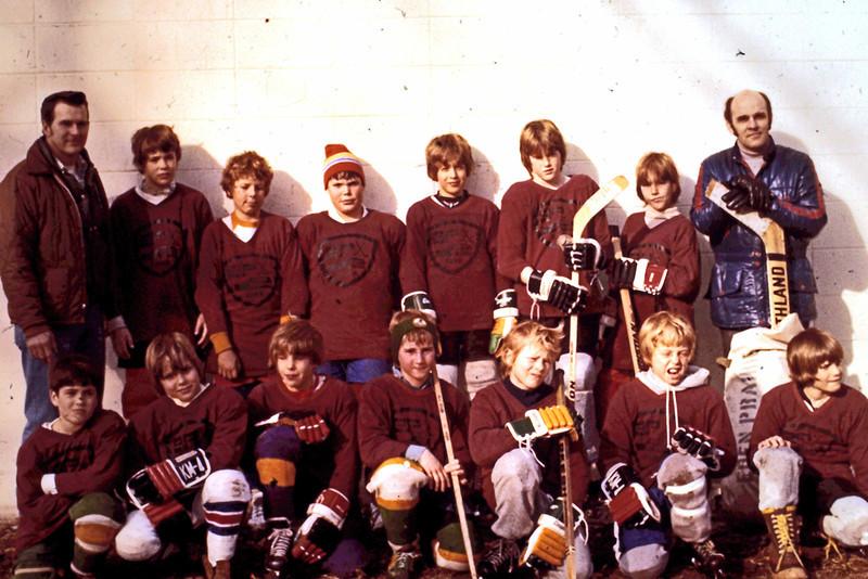 1977 - Randy's Hockey Team
