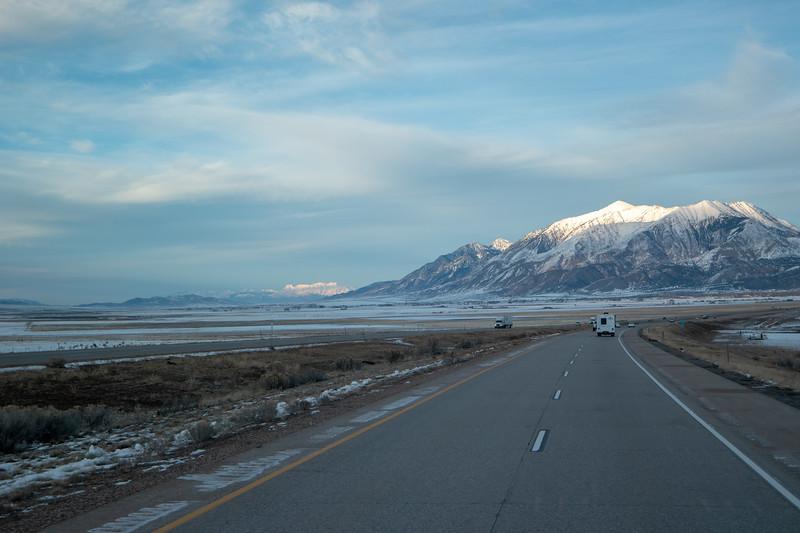 Central Utah Sunset