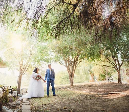 Nathan & Pia- Wedding
