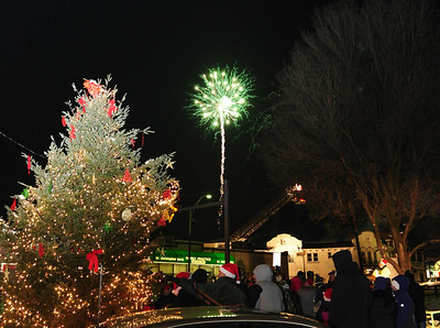 Springfield Twp. 2nd Annual Christmas Tree Lighting