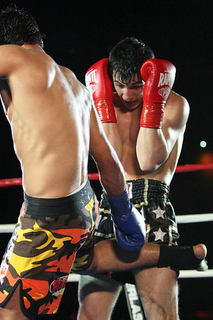 Mayhem XI Muay Thai