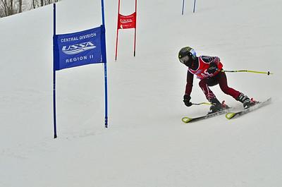 Dec 30-31 Mt Ripley J456 (W) GS 1st race 2nd run