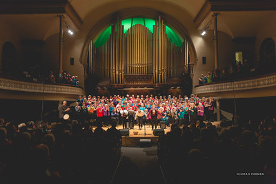 Gettin' Higher Choir | Power of Hope Benefit