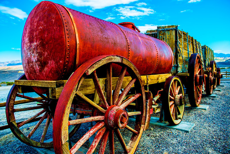 Borax Wagon Train 2