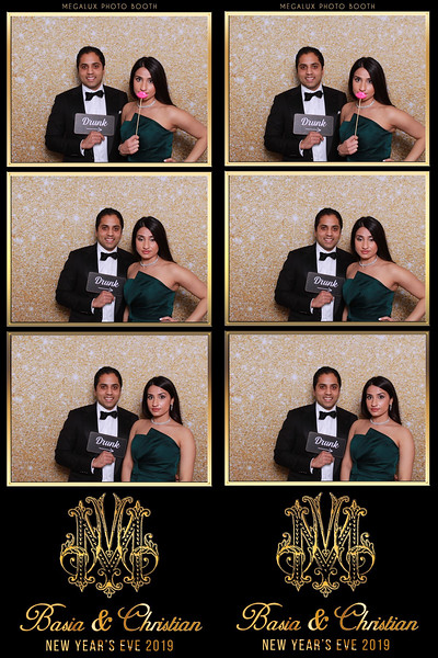 Basia & Christian Wedding 12-31-19