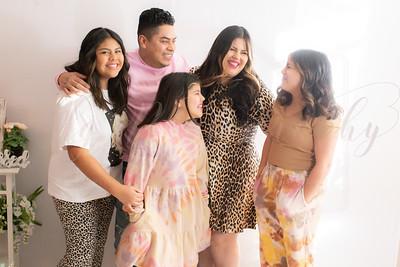 Reyes Easter Family