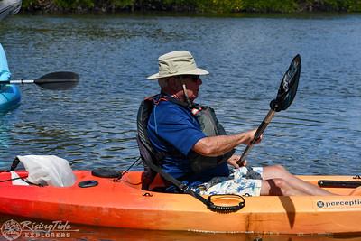 1230PM Heart of Rookery Bay Kayak Tour - Hamilton, Major & Conner