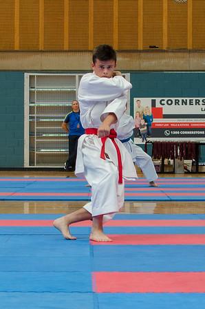 2018-03-17 Qld Karate Championships