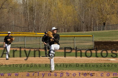 Hutch Baseball vs Delano