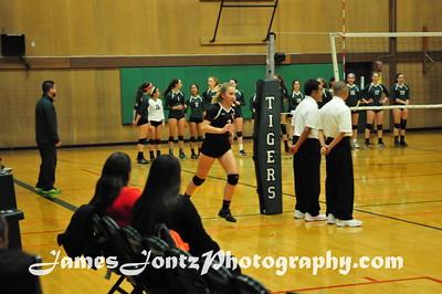 2015 Girls Volleyball CIF vs Westridge
