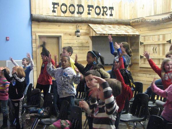 AR, Forest Home Nazarene, Jonesboro AR, revival, Feb 2010 005.JPG
