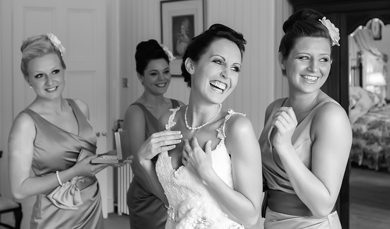 Bridal Prep Photographs