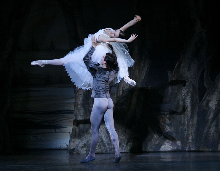 """SANTA MONICA, CA - MAY 28: The performance of """"Giselle"""" during the Gala Celebration Season 5 at The Broad Stage on May 28, 2011 in Santa Monica, California. (Photo by Ryan Miller/Capture Imaging)"""