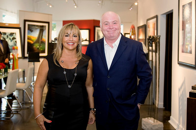 ONESSIMO FINE ART GALLERY with Mackenzie Thorpe