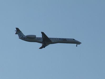 Embraer ERJ 145 Regional Jet's of Flybe