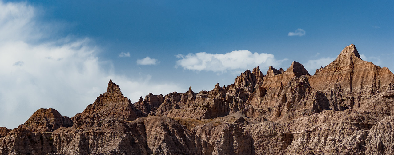 Badlands National Park – South Dakota