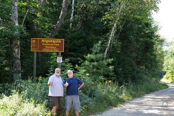 Frank & Rod Tripping