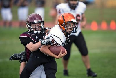 093016 Erie C v Silver Creek Football
