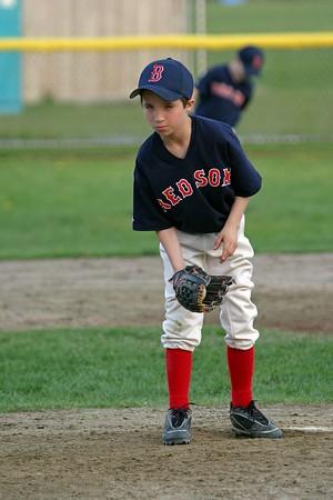 Red Sox vs Indians 05-11-05
