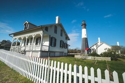Georgia Lighthouses