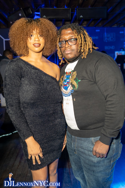 DJLENNOXNYC AND OHTHATSDADA Birthday Celebration @ Blend (12.20.19)