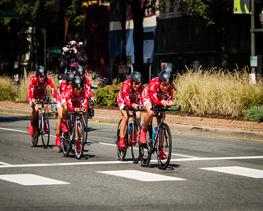 UCI World Championship Women's TTT 2015