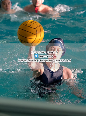 5/14/2018 - Coed Varsity Water Polo - Durfee vs Needham