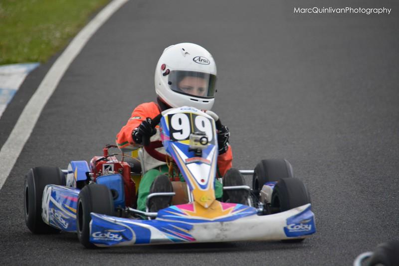 Motorsport Ireland Karting Championship 2013 - Round 5 - Whiteriver
