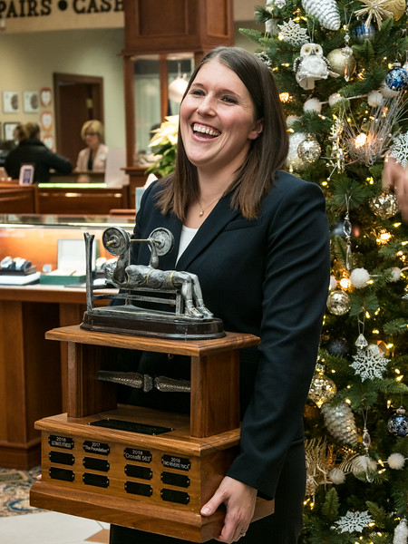 Quad Cities Marathon Neckers Jewelers Corporate Awards
