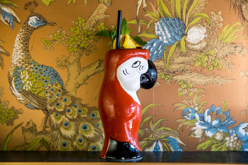 Hotel Albatross Food Photos