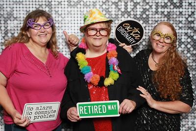 Carol's Retirement Party