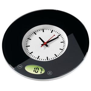 Balança de Cozinha com Relógio