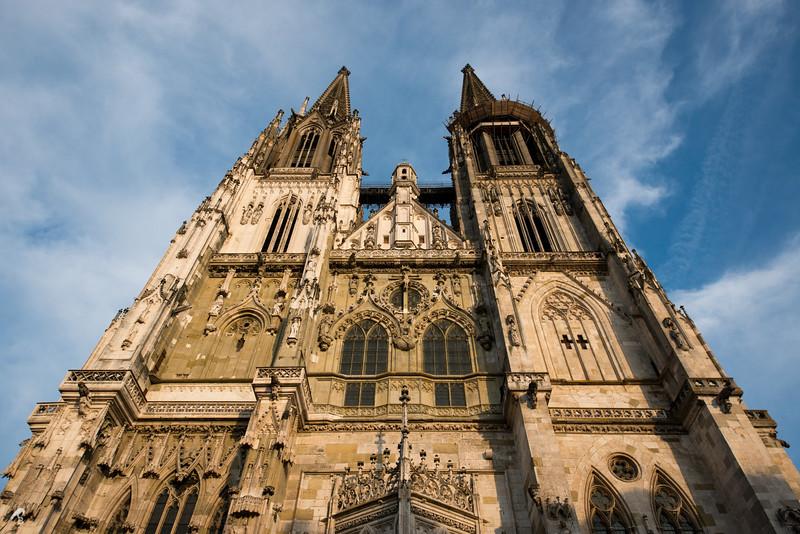 Weltenburger am Dom Regensburg, Germany