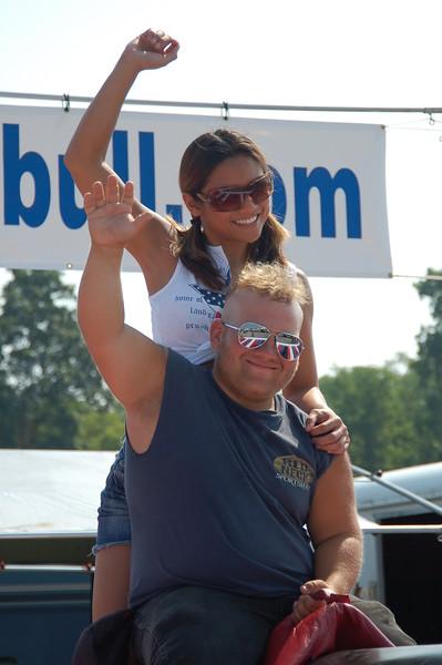 Rachael @Carlisle All Truck Nationals -  August 4, 2007 - Nikon D50 - Mark Teicher