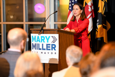 Mary Miller's Campaign Launch Party Selects 1-7-19