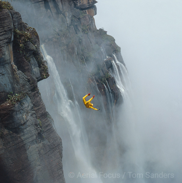 Angel Falls BASE Jumping Expedition Images