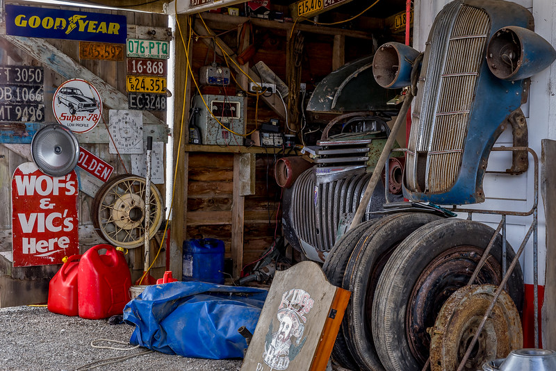 Parakao Storage & Garage